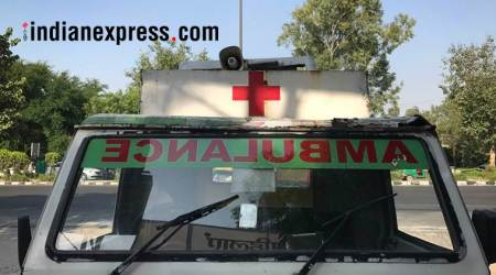 aiims ambulance, diesel vehicle registration, ngt, green court, national green tribunal, indian express