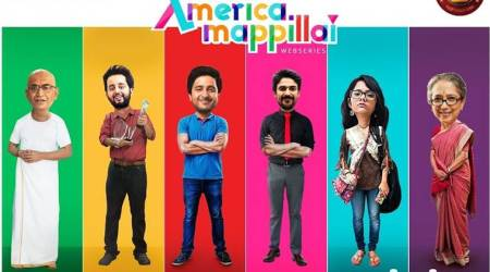 American Mappilai review Tamil web series