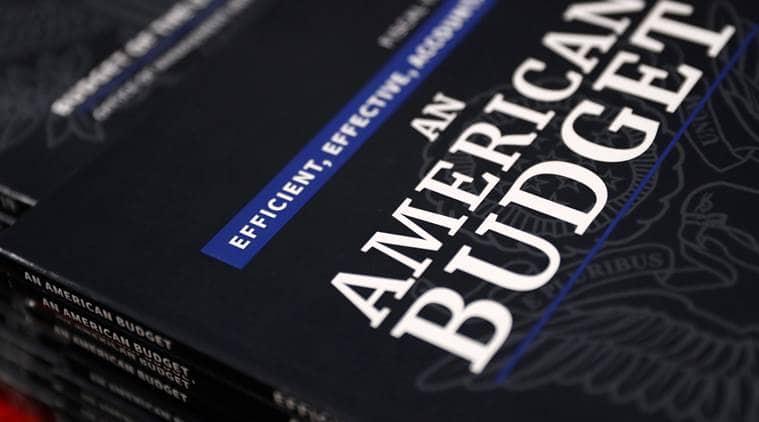 Donald Trump's .4 trillion budget