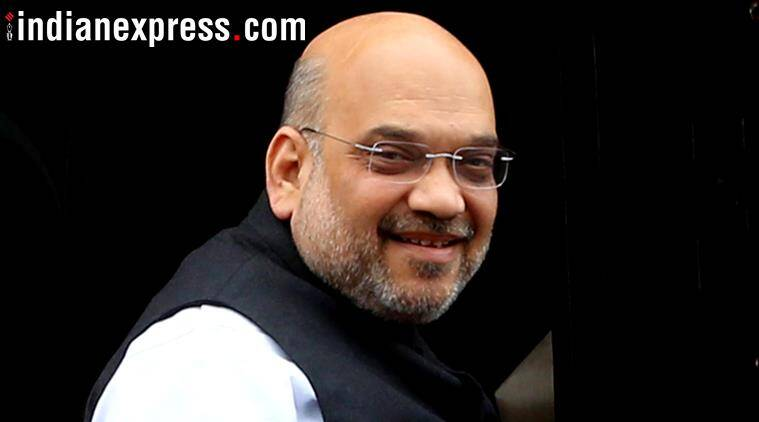 Amit Shah rally: 1,111 bikes from each Haryana seat