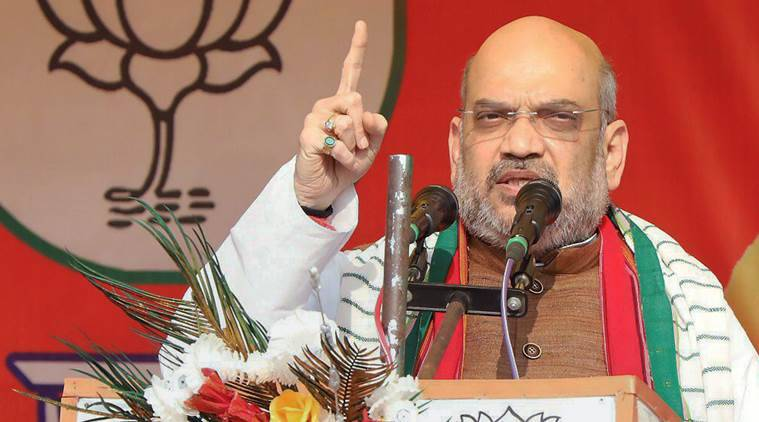 Tripura polls: Left cadres 'looting' public, BJP to bring 'transformation' in state, says Amit Shah