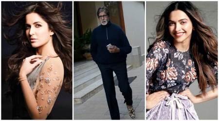 Amitabh Bachchan's job application to work with Katrina Kaif and Deepika Padukone is hilarious