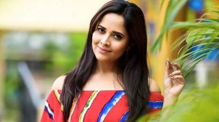 Police complaint filed against Telugu actor Anasuya Bharadwaj