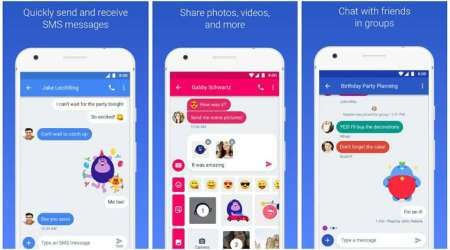 Android Messages app could soon let users text from web: Report