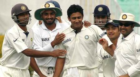 WATCH: Relive Anil Kumble's historic 10-wicket haul against Pakistan after 19years