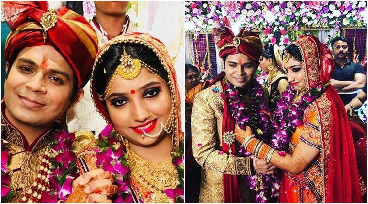 ankit tiwari marriage photos