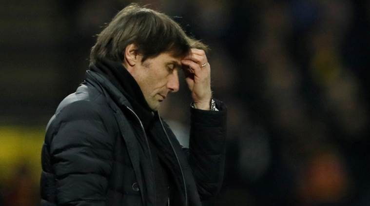 Antonio Conte says his Chelsea future rests on trust not trophies