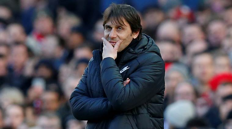 Antonio Conte, Antonio Conte Chelsea, Chelsea Antonio Conte, video assistance, VAR, sports news, football, Indian Express