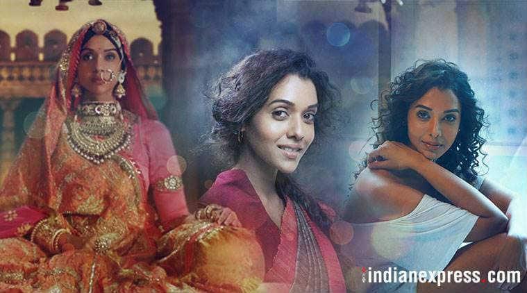 Anupriya Goenka in Padmaavat