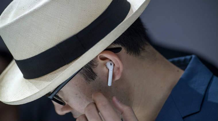 Apple AirPods upgrade, wearable technology, Apple products, wireless earphones, Apple HomePod, Hey Siri, Apple Watch, iPhoneX, Apple Other Products section