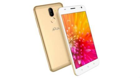 Aqua Jazz with 5-inch display, dual rear cameras launched at Rs 5,999