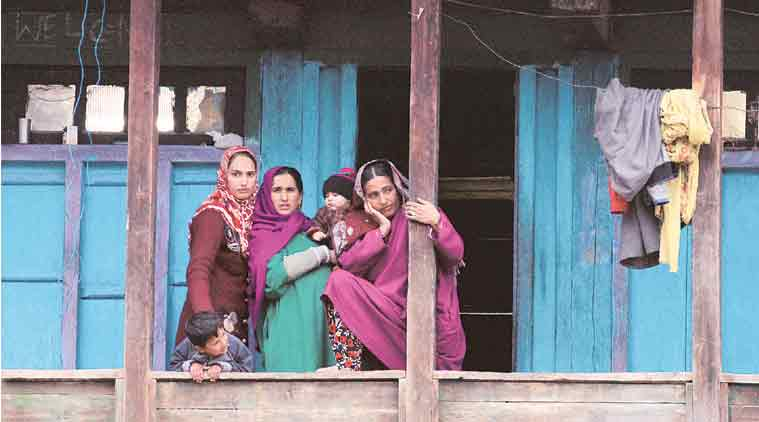 Sunjuwan attack: Soldiers' families wait in Valley for bodies as snowfall affects airlift