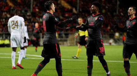 Napoli lose at home, Arsenal and Milan win away in Europa League