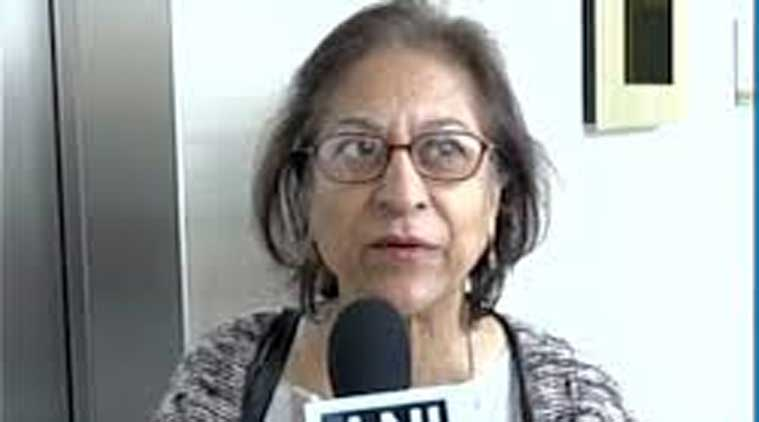 United Nations  special rapporteur on human rights in Iran Asma Jahangir passes away