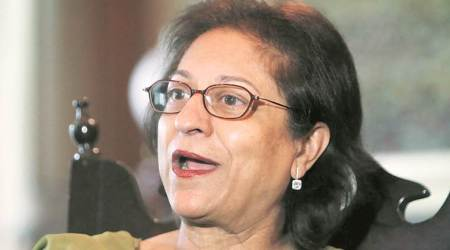 Pakistani rights lawyer Asma Jahangir
