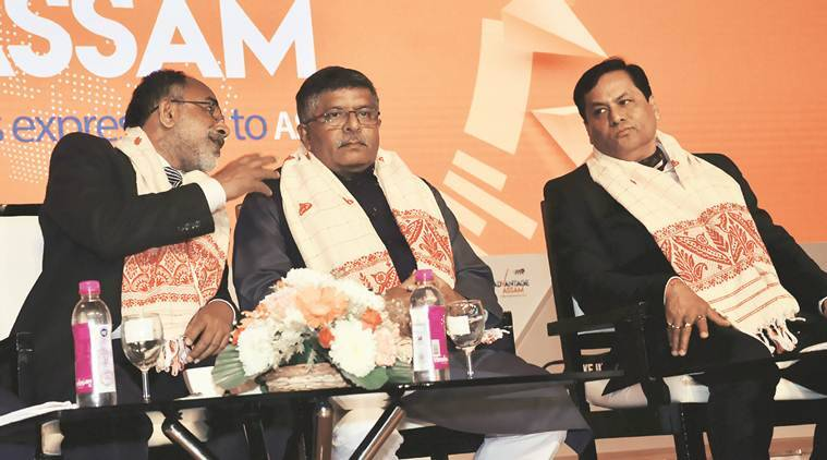 Invest in Assam, witness change: Ravi Shankar Prasad