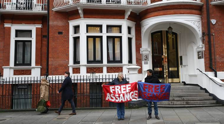 UK judge refuses to stop legal action against WikiLeaks' Julian Assange