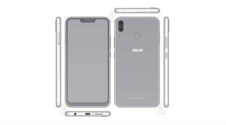 Asus ZenFone 5, ZenFone 5 iPhone X-like notch, ZenFone 5 MWC 2018, mwc 2018 asus ZenFone 5, ZenFone 5 specifications, Asus