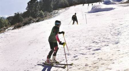 Lesser snow as it gets hotter in the Himalayas:Experts