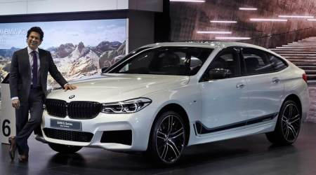 Auto Expo 2018 Highlights: BMW introduces 6 Series Gran Turismo