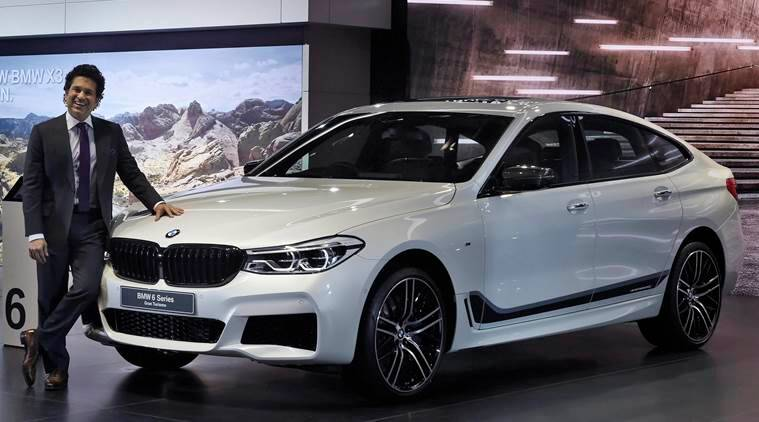 Auto Expo 2018 Highlights Bmw Introduces 6 Series Gran