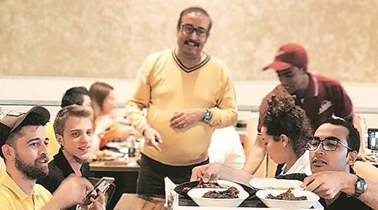 Autobahn India's first 'conveyor belt' restaurant