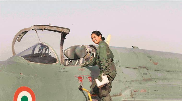 Avani Chaturvedi becomes 1st Indian woman to fly a fighter jet