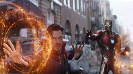 Avengers Infinity War new teaser packs a lot more punch as Marvel superheroes suit up against Thanos, watch video