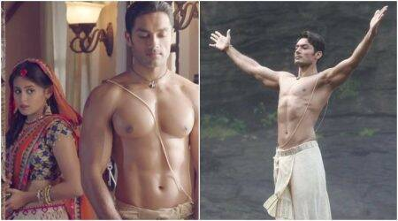 Tu Sooraj Main Saanjh Piyaji actor Avinesh Rekhi: I am the only actor to have been shirtless for the longest time ever ontelevision