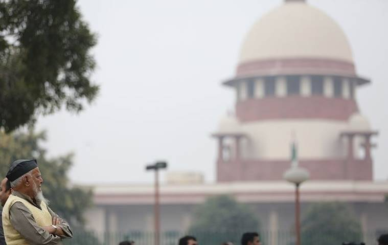 Ayodhya hearing in SC today