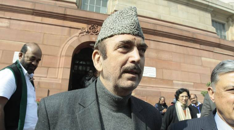 Opposition has right to forcefully raise issues in Parliament: Ghulam Nabi Azad