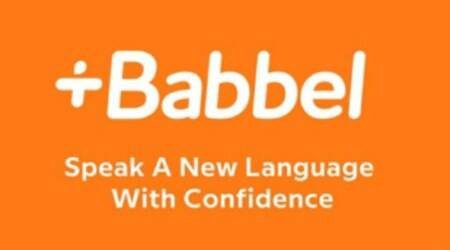 Babbel US sales, language apps, Silicon Valley-based Duolingo, smartphone audience, CEO Marcus Witte, Babbel vs Duolingo, video-based services, SimilarWeb data, central European market