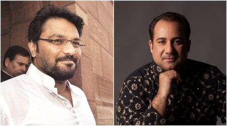 Babul Supriyo asks for a ban on Pakistani artists, wants Rahat Fateh Ali Khan's voice to be removed from latest song