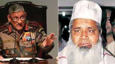 Badruddin Ajmal: Army chief offended us, will meet PM,President