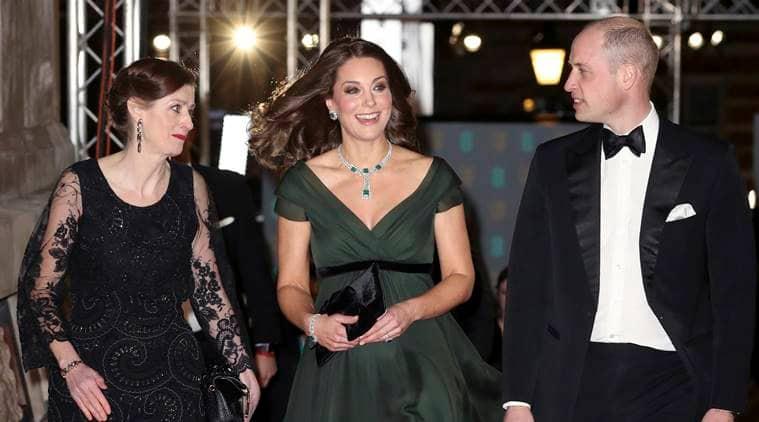 Baftas red carpet: Black dominates, stars choose activists as their dates