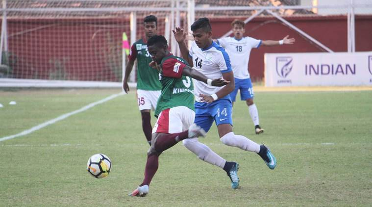 Mohun Bagan Beat India Arrows 2 0 To Keep Title Hopes Intact