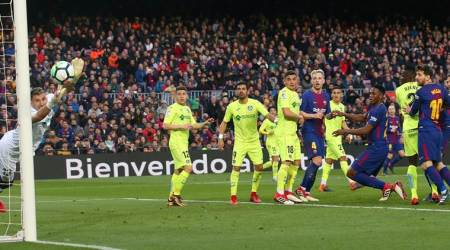 Barcelona stumble again, held 0-0 at home by Getafe