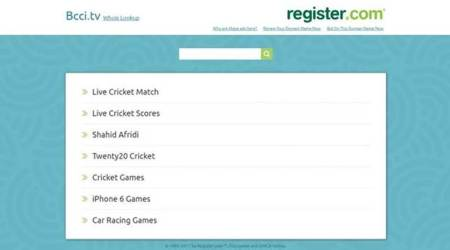 Error 404: BCCI website goes down after failure to renew domain name