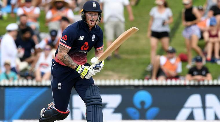 England and New Zealand are playing the first ODI at Seddon Park in Hamilton.