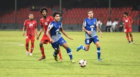 Bengaluru FC win tricky tie against TCS Maldives in AFC Cup Play Off