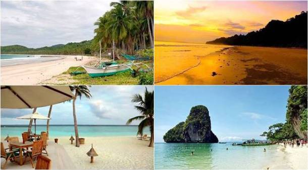 Asia's 10 best beaches for 2018; see pics