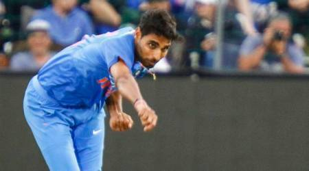 Bhuvneshwar Kumar's Knuckleball: Floats like a butterfly, stings like Bhuvi