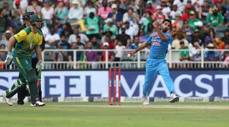India vs South Africa, Ind vs SA first T20I, SA vs Ind, Virat Kohli, Bhuvneshwar Kumar, JP Duminy, sports news, cricket, Indian Express