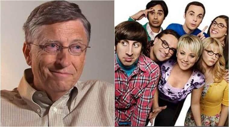 bill gates the big bang theory