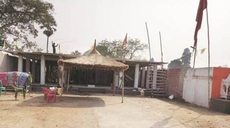 Bihar government looks into 'illegal' temple behind Tej Pratap's bungalow