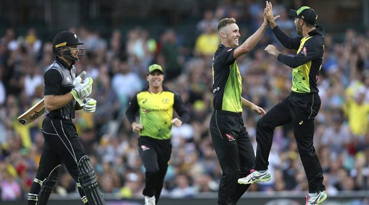 Maxwell drags Australia to five-wicket win over England