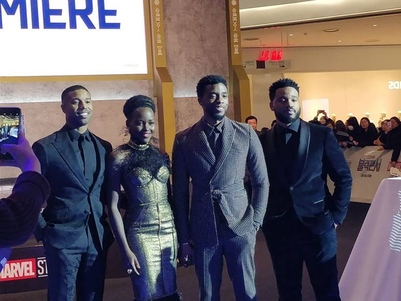 black panther asian premiere