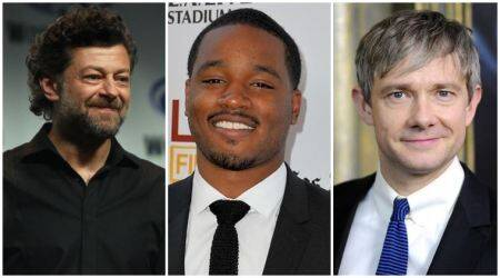 Black Panther director Ryan Coogler shares his experience of working with Andy Serkis and Martin Freeman