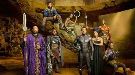 Saudi Arabia's 35-year theatre ban ends with Black Panther screening