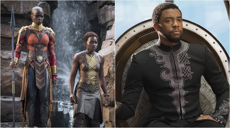 black panther movie costumes, black panther makeup ideas, black panther african culture, black panther lip plates, black panther body modification, black panther movie release